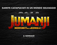 Sony Pictures - Jumanji - Proposal Special ADV