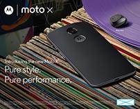 """Motorola """"Below The Line"""""""