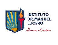Rediseño Logotipo - Instituto Dr. Manuel Lucero