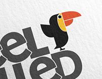 Keel Billed Interactive // Logo Design