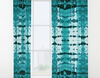Window Curtains by Nina May Designs