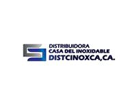 Papelería-Logo Distcinoxca Cliente: Diego Fajardo
