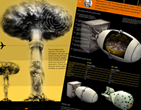 The History of the Atomic Bomb Project