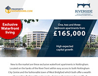 Riverside investment
