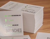 Branches: Branding and Web Design