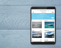 Blue Sun Responsive Website Design