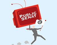Public Sénat - Conseil Digital Management