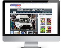 Micro Website for Business Today