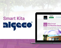 ALGECO – Smart Kita Microsite