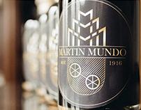 Martin Mundo Relaunch