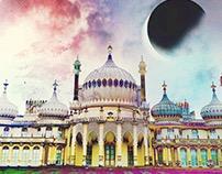 Brighton Pavilion.