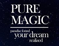 Pure Magic Brochure