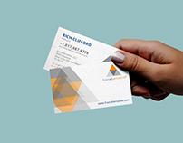 Fractalternative - Business Card Design