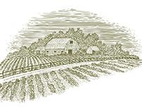 Woodcut Farm Road