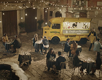 Leerdammer Natural Slices Sélection - Gourmet - Film