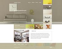 Aytemiz Mobilya Web Interface Design