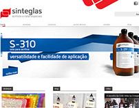 UX WEBDESIGN | Sinteglas