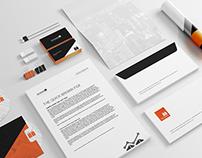 Branding - UI/UX - Co2 Estates