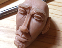 Super Sculpey experiments