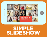 Simple 130 Placeholders Slideshow