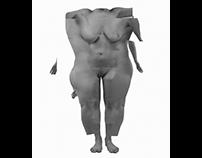 Topographic nudes