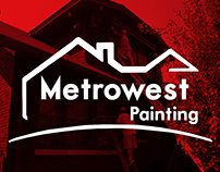 Logotipo Metrowest Painting
