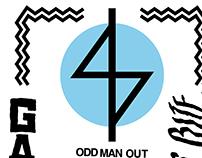 Angel Du$t - GAG - BIG BITE tour poster