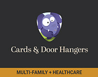 Postcards, Greeting Cards, and Door Hangers