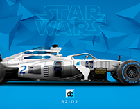 Star Wars F1 Liveries