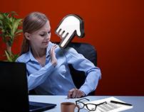 Digital Harassment Ad