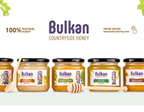 Bulkan - Countryside Honey