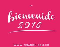 Bienvenido 2016 Trianon