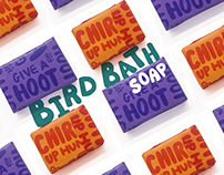 Bird Bath // The Soap Company