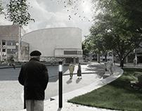 Plaza Los Chapines - Materialidad y Diseño