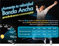 [ TELEFÓNICA DEL SUR ] Campañas 2013 - 2014