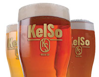 KelSo Beer Co - Branding
