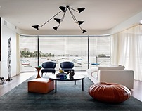 Point Piper House by Decus Interiors