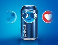 Pepsi Emoji Global Campaign