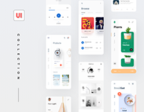 Mobile UI Collection