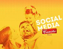 Social Media - Canção Alimentos - GTFoods