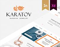 KARATOV Russian Jewelry