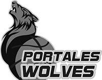 Basketball Team Branding