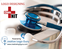 Logo Designing Project Clinic NIT