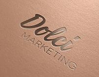 Dolci Marketing / RP & Marketing Company Brand Identity