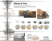 Effects of Time, Aurelian Wall Project