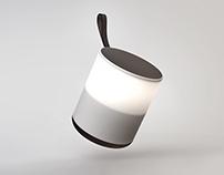 SOLLYS   Modern Solar Lamp