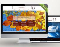 Exemplary Corporate Website Template