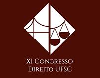 Identidade Visual | Congresso Direito UFSC
