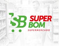 Supermercado SuperBom   Identidade Visual