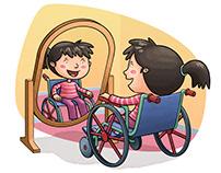 Discapacidad motriz UNICEF